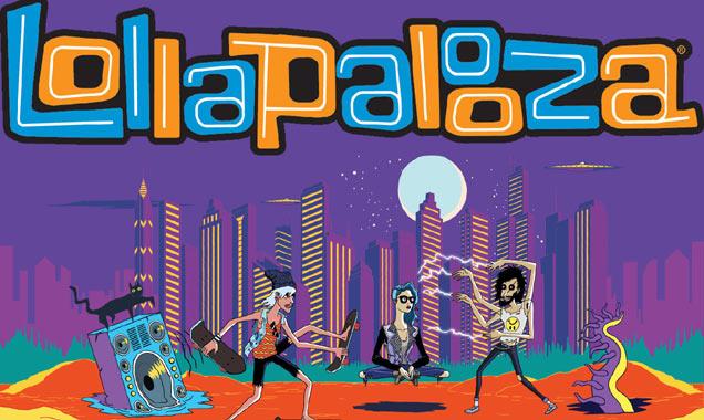 Lollapalooza Arte